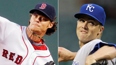Clay Buchholz, Zack Greinke Square Off As Red Sox Look to End Two-Game Slide