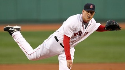 Hot Athletics Roll Into Fenway Park Riding Strong Pitching