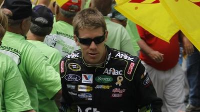 Carl Edwards Set to Continue Success at Pocono Raceway