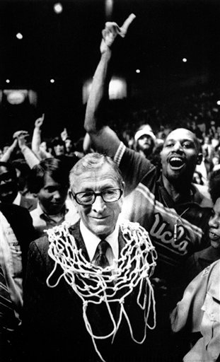 John Wooden Leaves Behind Words to Live By