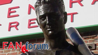 Which Current Red Sox Player Could Be Honored With a Statue When His Career Is Over?