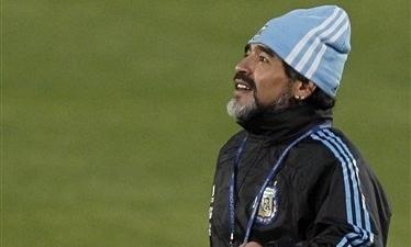 Wacky World Cup Bets Include Diego Maradona's Temper, Goal Celebrations, Failed Drug Tests