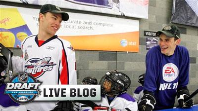 NHL Draft Live Blog: Bruins Take Tyler Seguin at No. 2, Hold Off on Trades
