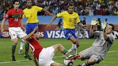 World Cup Day 15 Roundup: Brazil and Portugal Draw, Eliminating Ivory Coast and North Korea
