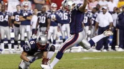 Thanks to Stephen Gostkowski, Patriots Have No Reason to Worry About Kicking Game