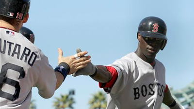 Mike Cameron, Red Sox Bullpen, Keys to 4-2 Win Over Giants