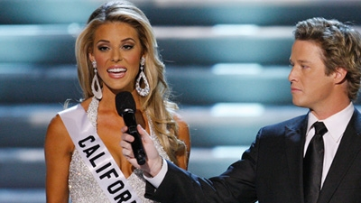 Kyle Boller to Marry Controversial Miss California Carrie Prejean on Friday