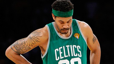 Rasheed Wallace's Size, Offensive Punch Will Be Missed as Celtics Rebuild Frontcourt