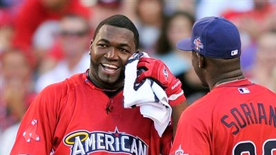 David Ortiz Homers 32 Times to Win First Career Home Run Derby