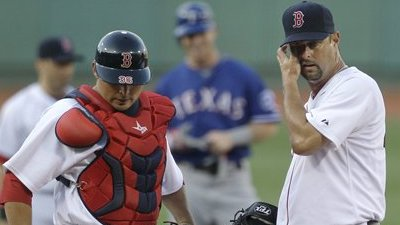 Frustrating First Inning Sets Harrowing Tone for Red Sox in Series Opener Against Texas