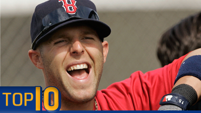 'Laser Show' Leads List of Top 10 Dustin Pedroia Quotes