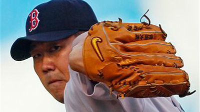 Daisuke Matsuzaka Gives Red Sox Just What They Need in Narrow 2-1 Victory