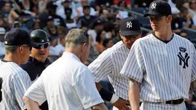 A.J. Burnett Era a Frustrating Time for Yankees