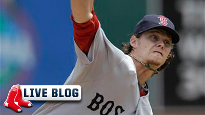 Clay Buchholz, David Ortiz Lead Red Sox to Victory in Anaheim