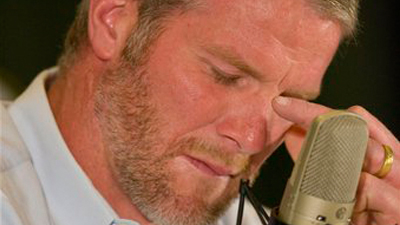 Why Believe Brett Favre Is Actually Going to Retire Again?