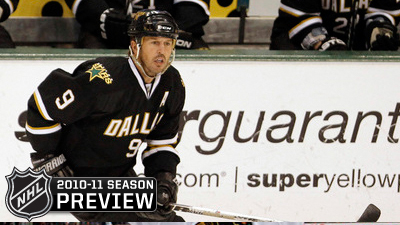 Dallas Stars Must Move on Without Face of Franchise Mike Modano