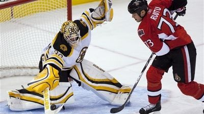 Tim Thomas Eager to Be Factor for Bruins, Compete With Tuukka Rask for Starting Job