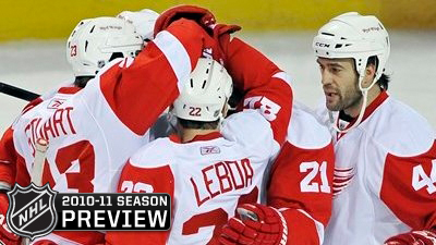 Red Wings' Window to Win Stanley Cup Could Be Closing With Roster Full of Veterans