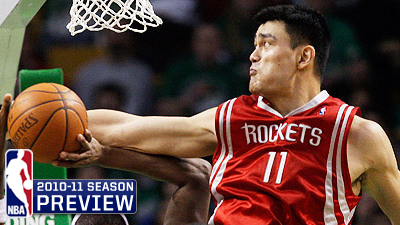 Yao Ming Needs Supporting Cast if Rockets Hope to Get Back to Postseason