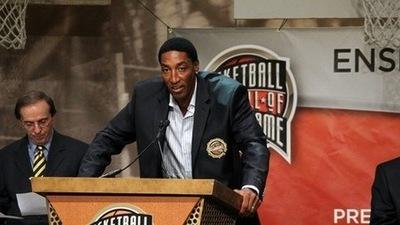 2010 Naismith Basketball Hall of Fame Induction