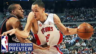 Detroit Pistons Need More From Charlie Villanueva, Ben Gordon to Get on Track