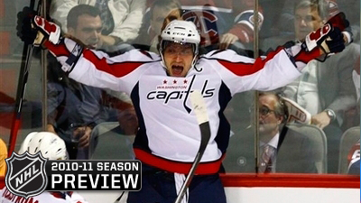 Capitals Will Have No Trouble Scoring Goals, But Goaltending Remains Question Mark