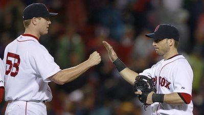 John Lackey Strikes Out 10, Red Sox Take Series Opener With Mariners