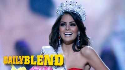 Las Vegas Favorite Jimena Navarette Comes Through, Wins Miss Universe 2010