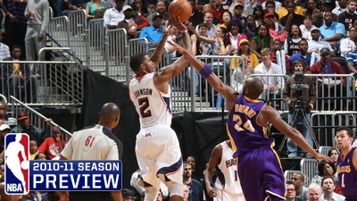 Joe Johnson Must Play His Heart Out For Atlanta Hawks to Compete in Tough East