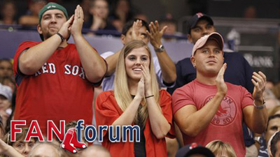What Rituals Do You Have While Watching Red Sox Games During the Pennant Race?