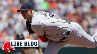 Red Sox Live Blog: Jonathan Papelbon Earns 34th Save, Jon Lester Picks up Unlikely Win