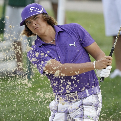 Rickie Fowler Brings Motocross Experience, Cool Hats, Zero Wins to Ryder Cup