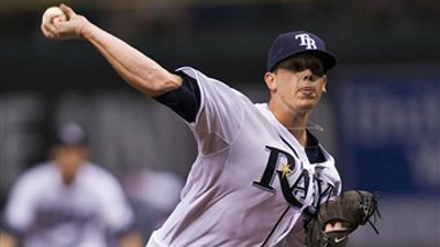 Tampa Bay's Jeremy Hellickson Named USA Today's Minor League Player of the Year