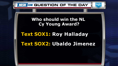 Who Should Win the National League Cy Young Award?