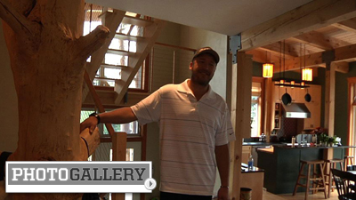 Take a Tour of Bode Miller's New Hampshire Home