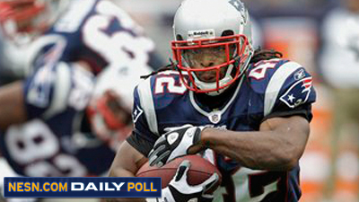 Which Patriots Running Back Will Lead the Team in Rushing This Season?