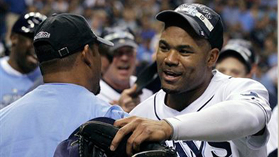 Tampa Bay Rays Clinch Playoffs in Front of 17,891 Fans