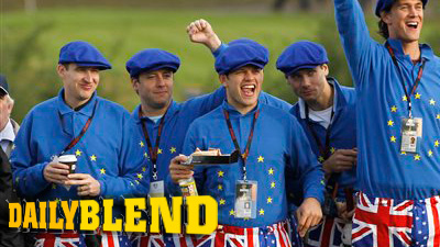 Ryder Cup 'Fashion' Continues to Turn Heads Across Pond in Wales