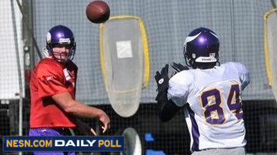Does Randy Moss Make the Vikings Super Bowl Contenders?