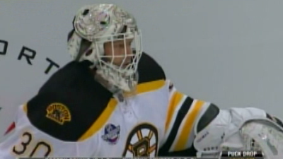 Tim Thomas-Tuukka Rask One-Two Punch a Strength, Not an Issue