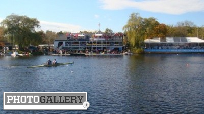 Head of the Charles Regatta in Boston Lives Up to Picturesque Fall Billing (Photos)