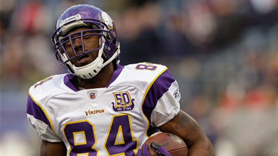 Vikings Player Says Randy Moss 'Deserved to Be Cut' Because He Didn't Like Food in Locker Room