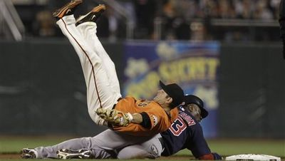 Red Sox One of Four Teams to Post Winning Record Against Giants in 2010