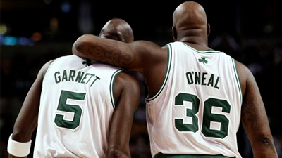 With Improved Hop, Kevin Garnett's Rebounding a Difference-Maker for Celtics This Season