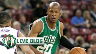 Celtics Roll Through Oklahoma City For Fifth Straight Win