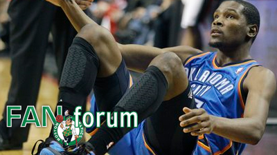 Is Kevin Durant the Best Player in the NBA?