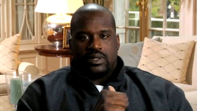 Shaquille O'Neal Says Toughest Opponent is Himself