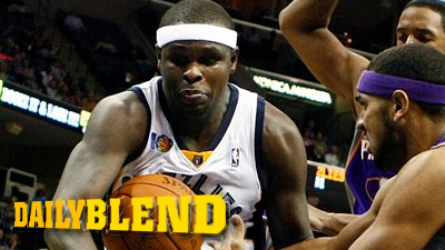 Zach Randolph Forgets Length of NBA Games, Despite 10 Years in League