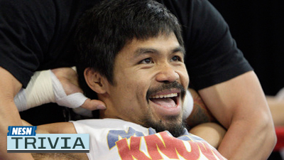 Manny Pacquiao Has Come a Long Way to Become One of Boxing's Greatest Ambassadors