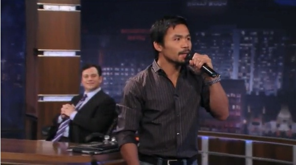 Manny Pacquiao Facing $10 Million Lawsuit From Music Company for Failing to Record Songs